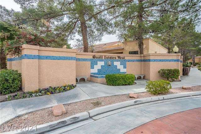 2851 Valley View Boulevard #1066, Las Vegas, NV 89102 (MLS #2261930) :: The Shear Team