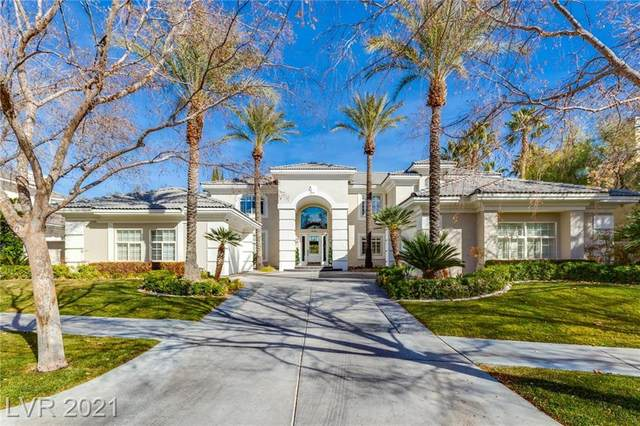 9140 Golden Eagle Drive, Las Vegas, NV 89134 (MLS #2261939) :: Hebert Group | Realty One Group