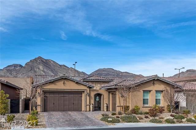 249 Besame Court, Las Vegas, NV 89138 (MLS #2261945) :: Signature Real Estate Group