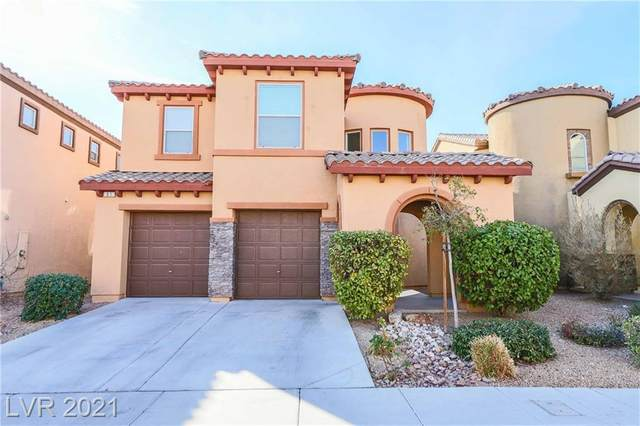 61 Honors Course Drive, Las Vegas, NV 89148 (MLS #2261948) :: The Lindstrom Group