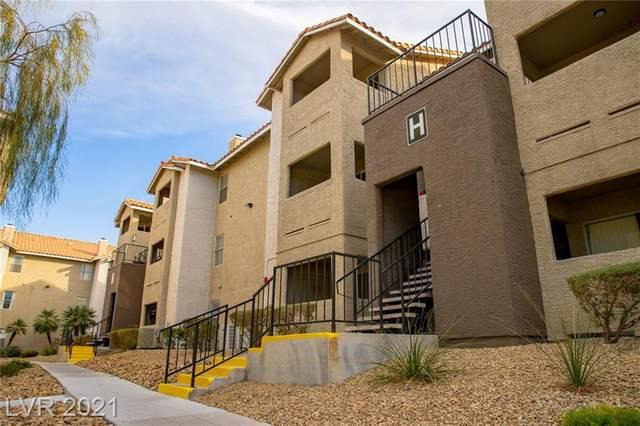 4200 Valley View Boulevard #2031, Las Vegas, NV 89103 (MLS #2261949) :: Signature Real Estate Group