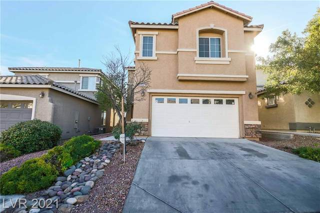 9541 Gibbon Avenue, Las Vegas, NV 89149 (MLS #2261957) :: Team Michele Dugan