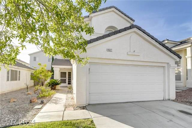 4327 Coyote Crest Court, Las Vegas, NV 89147 (MLS #2261962) :: The Perna Group