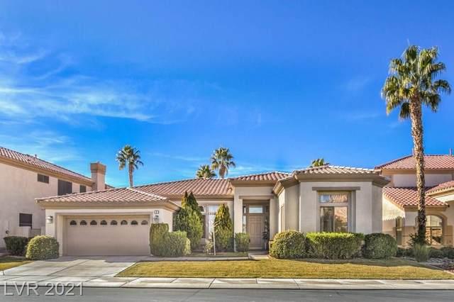 97 Arcadian Shores Street, Las Vegas, NV 89148 (MLS #2261969) :: Signature Real Estate Group