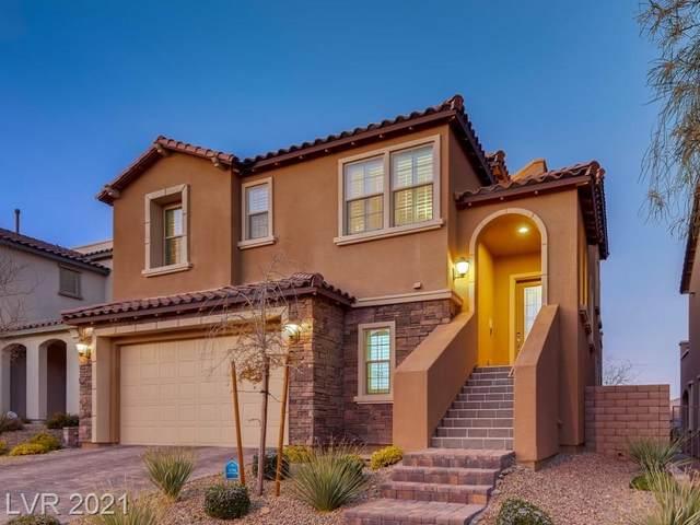 11838 Tres Bispos Avenue, Las Vegas, NV 89138 (MLS #2261974) :: Signature Real Estate Group