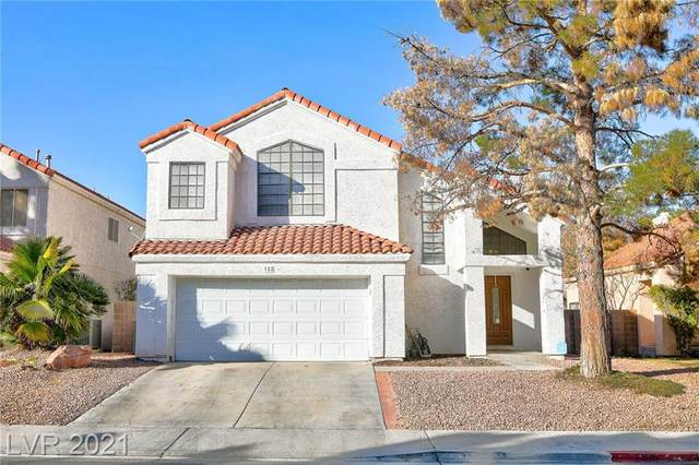 133 Wynntry Drive, Henderson, NV 89074 (MLS #2261983) :: Signature Real Estate Group