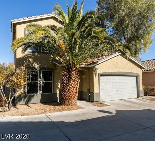 4979 Miners Ridge Drive, Las Vegas, NV 89122 (MLS #2261990) :: Vestuto Realty Group
