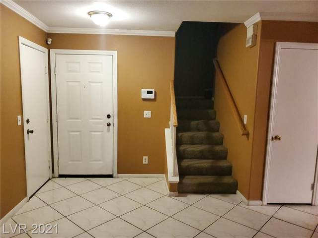 3958 Bolles Harbor Street, Las Vegas, NV 89104 (MLS #2262021) :: Kypreos Team