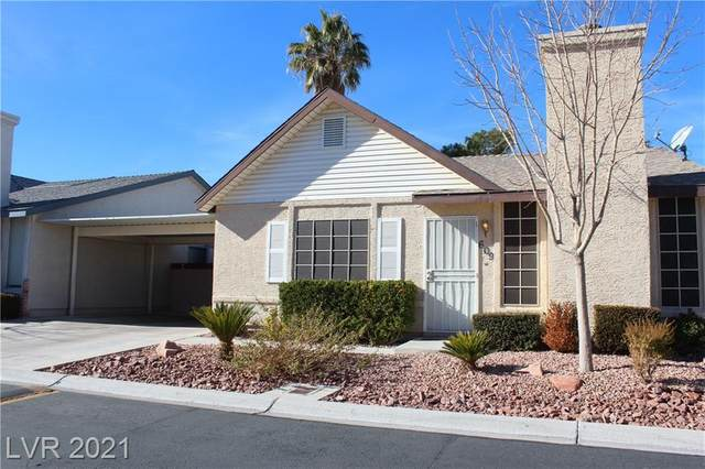 609 Callahan Point Drive, Las Vegas, NV 89145 (MLS #2262031) :: The Shear Team