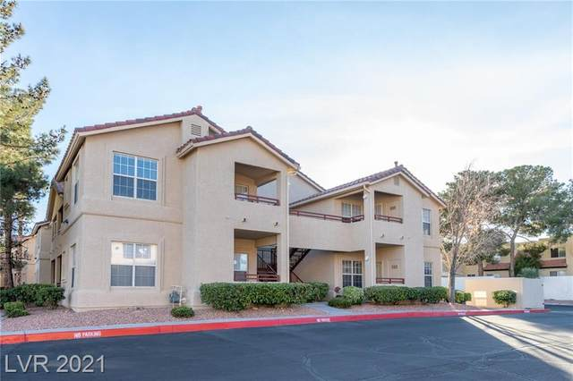 520 Arrowhead Trail #823, Henderson, NV 89015 (MLS #2262034) :: ERA Brokers Consolidated / Sherman Group