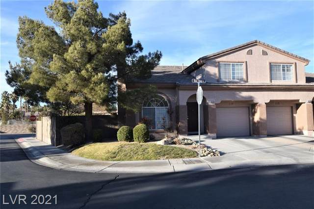1640 Box Step Drive, Henderson, NV 89014 (MLS #2262036) :: Signature Real Estate Group