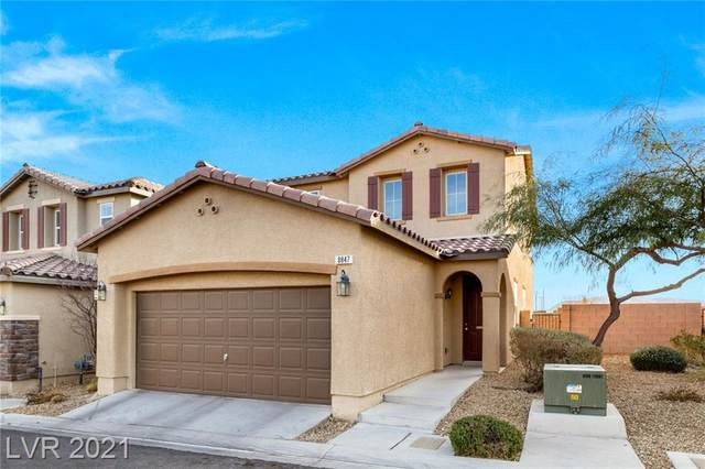 8847 Autumn Teal Avenue, Las Vegas, NV 89178 (MLS #2262044) :: Team Michele Dugan