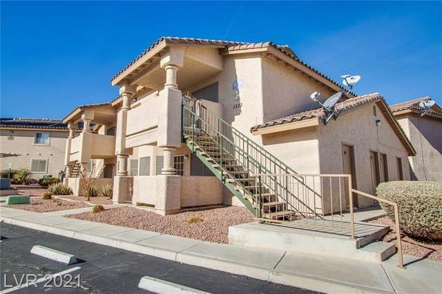 1333 Keifer Lane #201, Las Vegas, NV 89128 (MLS #2262080) :: The Shear Team