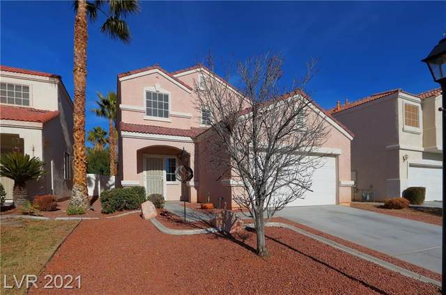 516 Lava Beds Way, North Las Vegas, NV 89084 (MLS #2262082) :: The Lindstrom Group