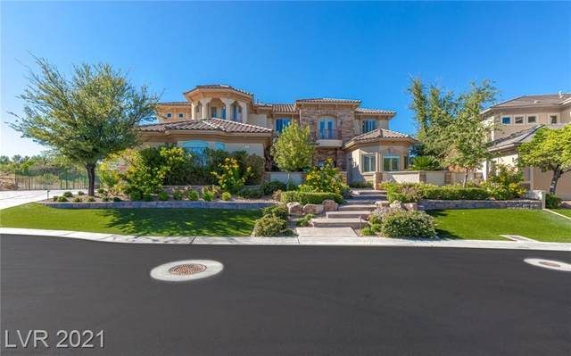 9744 Verlaine Court, Las Vegas, NV 89145 (MLS #2262091) :: Billy OKeefe | Berkshire Hathaway HomeServices