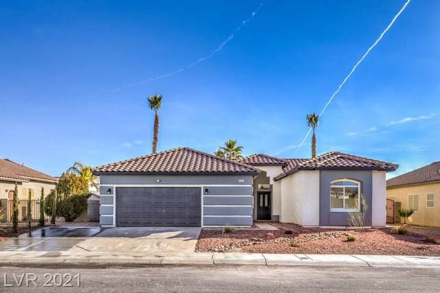 5712 Emerald View Street, Las Vegas, NV 89130 (MLS #2262096) :: Billy OKeefe | Berkshire Hathaway HomeServices
