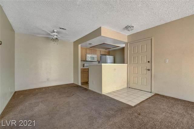 7100 Pirates Cove Road #1042, Las Vegas, NV 89145 (MLS #2262098) :: Kypreos Team