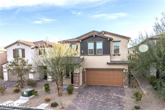 8621 Sparrow Desert Avenue, Las Vegas, NV 89148 (MLS #2262099) :: Hebert Group | Realty One Group
