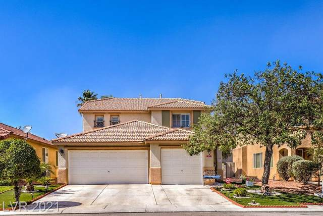 9119 Manalang Road, Las Vegas, NV 89123 (MLS #2262114) :: Signature Real Estate Group