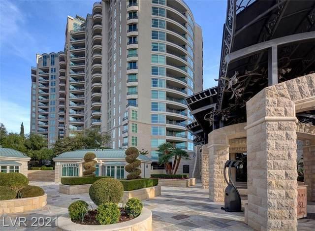 9101 Alta Drive #603, Las Vegas, NV 89145 (MLS #2262118) :: Signature Real Estate Group