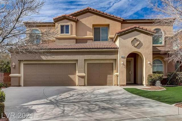 8025 Villa Belen Street, Las Vegas, NV 89131 (MLS #2262130) :: The Lindstrom Group