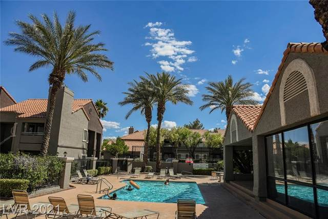 5018 Rainbow Boulevard #104, Las Vegas, NV 89118 (MLS #2262136) :: Team Michele Dugan