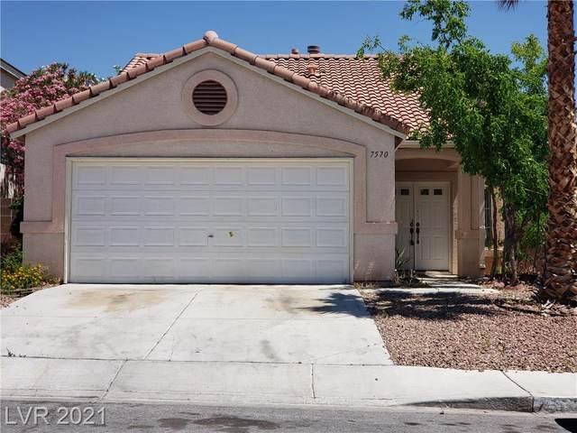 7570 Kitrin Court, Las Vegas, NV 89147 (MLS #2262142) :: The Perna Group