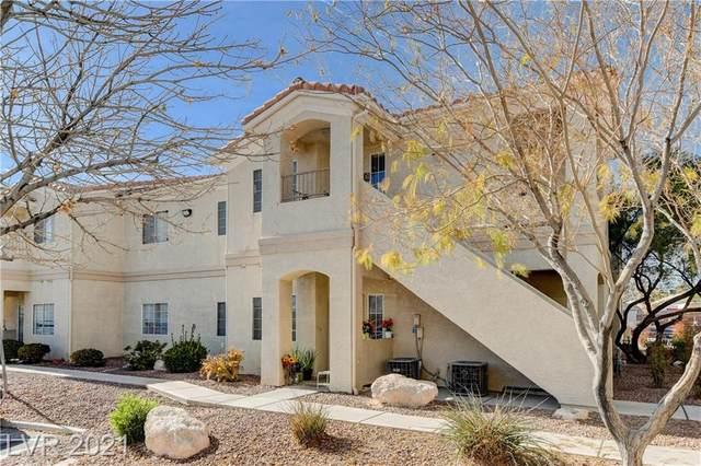 1881 Alexander Road #2049, North Las Vegas, NV 89032 (MLS #2262156) :: The Lindstrom Group