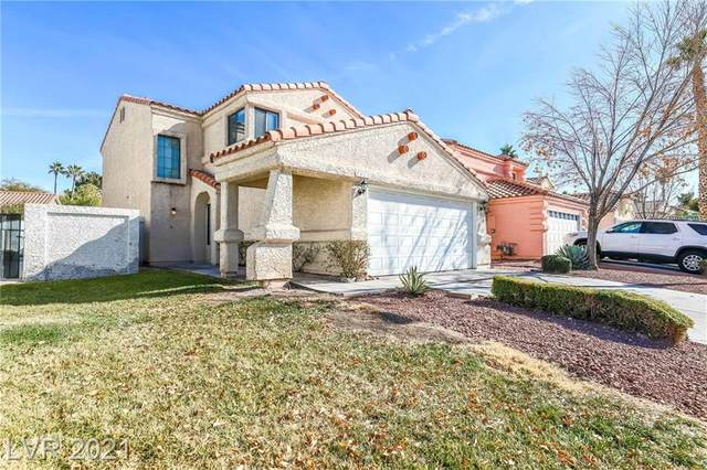 2013 Waverly Circle, Henderson, NV 89014 (MLS #2262158) :: The Lindstrom Group