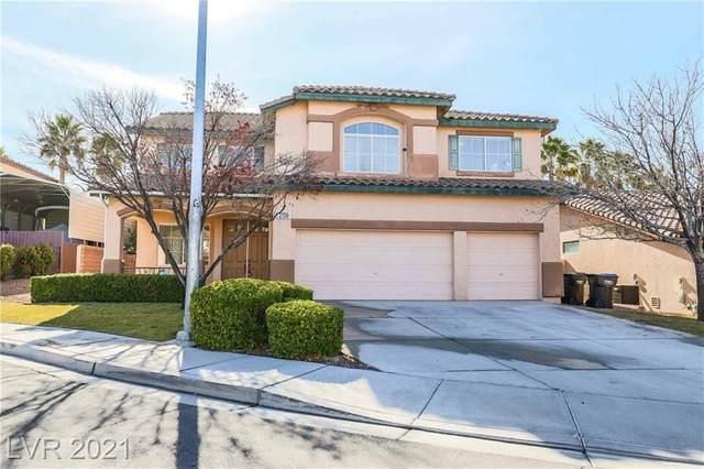 2709 Woodflower Avenue, Henderson, NV 89052 (MLS #2262164) :: Signature Real Estate Group