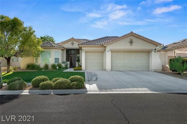 3481 Lupine Bush Court, Las Vegas, NV 89135 (MLS #2262170) :: Hebert Group | Realty One Group