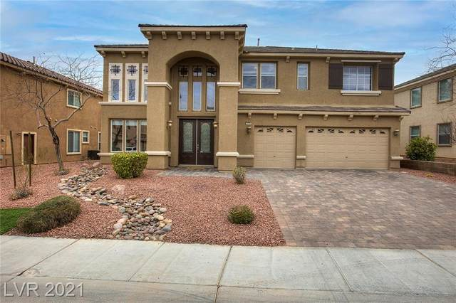 2779 Culloden Avenue, Henderson, NV 89044 (MLS #2262191) :: Billy OKeefe | Berkshire Hathaway HomeServices