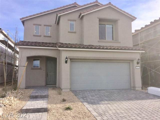8970 Sweet Chestnut Lane, Las Vegas, NV 89178 (MLS #2262193) :: Jeffrey Sabel