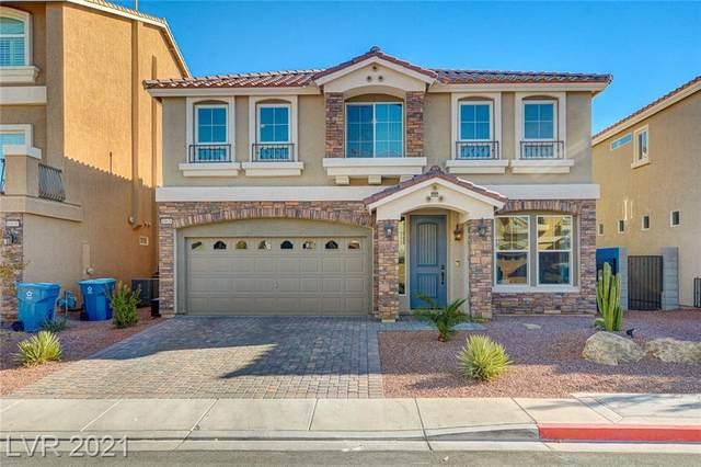 10636 Parthenon Street, Las Vegas, NV 89183 (MLS #2262204) :: Signature Real Estate Group
