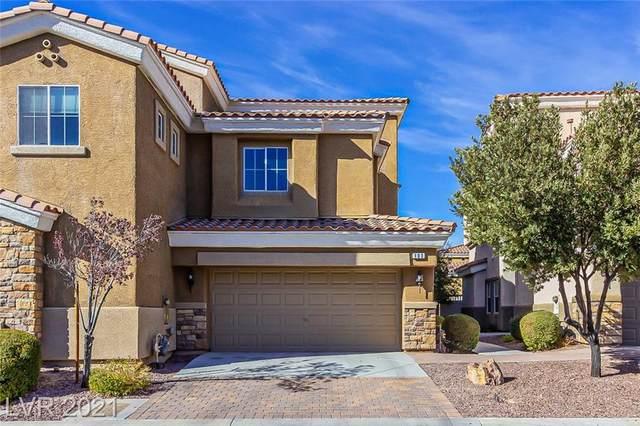 1113 Luna Eclipse Lane #3, Henderson, NV 89002 (MLS #2262208) :: Signature Real Estate Group