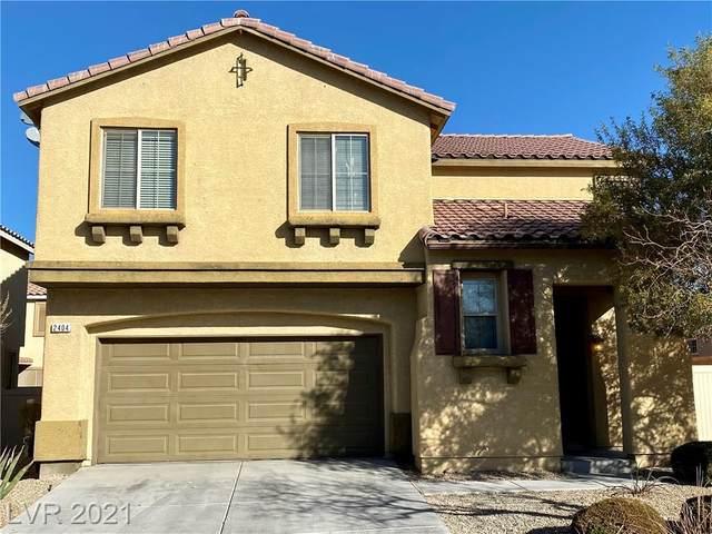 2404 Farm Bridge Avenue, North Las Vegas, NV 89081 (MLS #2262214) :: Billy OKeefe | Berkshire Hathaway HomeServices