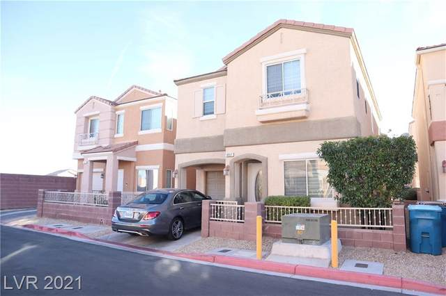 10517 Twin Plant Court, Las Vegas, NV 89129 (MLS #2262232) :: The Lindstrom Group