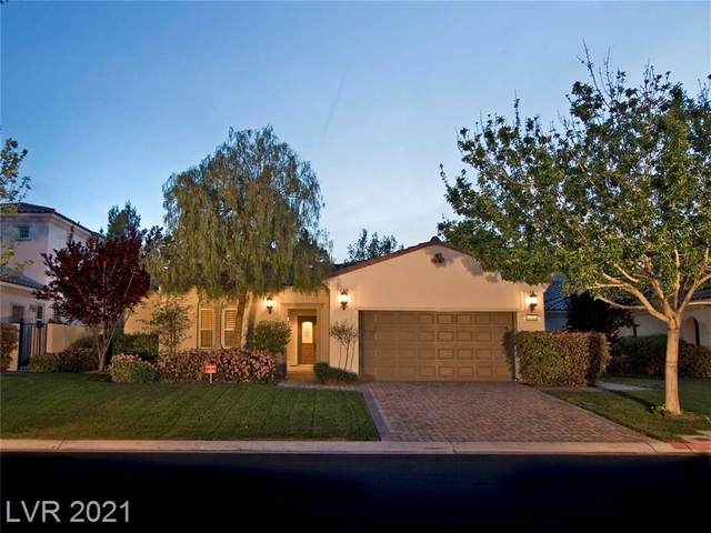 11775 Woodbrook Court, Las Vegas, NV 89141 (MLS #2262237) :: Billy OKeefe | Berkshire Hathaway HomeServices