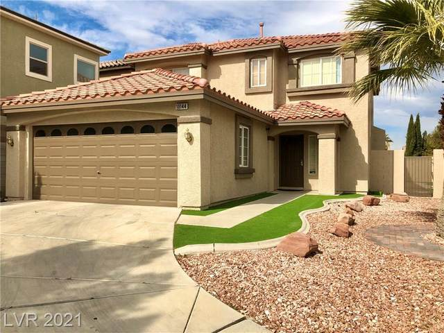10144 Basalt Hollow Avenue, Las Vegas, NV 89148 (MLS #2262239) :: Signature Real Estate Group