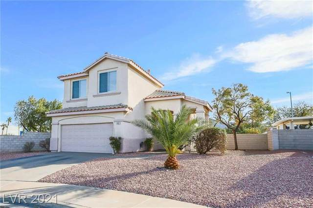 1001 Sojourn Court, Henderson, NV 89074 (MLS #2262245) :: Hebert Group | Realty One Group