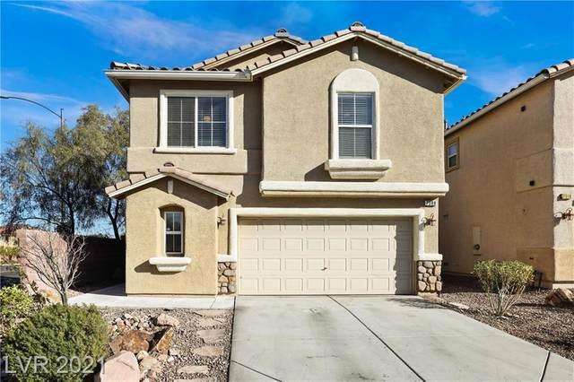 7308 Lagoon Blue Street, Las Vegas, NV 89139 (MLS #2262248) :: Hebert Group | Realty One Group