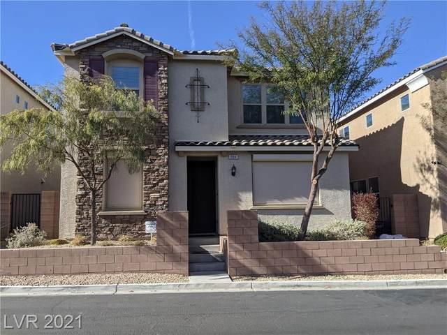 10941 Mount Pendleton Street, Las Vegas, NV 89179 (MLS #2262249) :: Kypreos Team