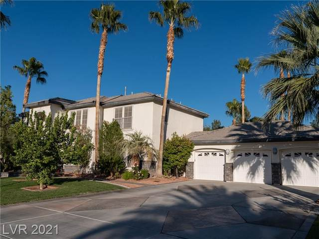 8230 Windsor Crest Court, Las Vegas, NV 89123 (MLS #2262250) :: The Lindstrom Group