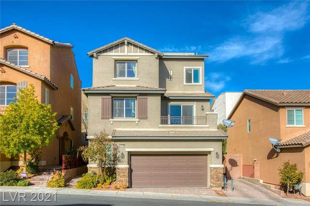 10750 Fenway Park Avenue, Las Vegas, NV 89166 (MLS #2262251) :: The Lindstrom Group