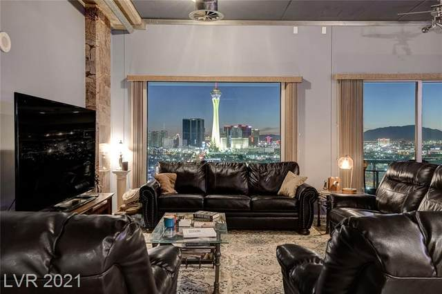 900 Las Vegas Boulevard #1209, Las Vegas, NV 89101 (MLS #2262263) :: Signature Real Estate Group