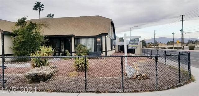 6700 Kittery Drive, Las Vegas, NV 89107 (MLS #2262265) :: The Shear Team