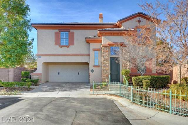 109 Gryffin Avenue, Las Vegas, NV 89123 (MLS #2262275) :: Signature Real Estate Group