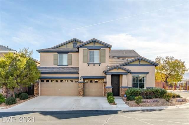 10235 Rockridge Peak Avenue, Las Vegas, NV 89166 (MLS #2262276) :: Signature Real Estate Group