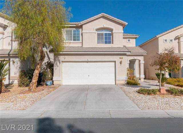 8176 Dracopus Avenue, Las Vegas, NV 89113 (MLS #2262289) :: Team Michele Dugan