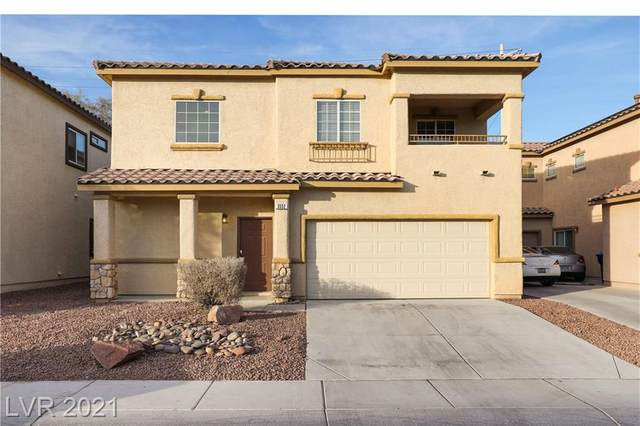 3552 Terraza Mar Avenue, North Las Vegas, NV 89081 (MLS #2262322) :: Kypreos Team